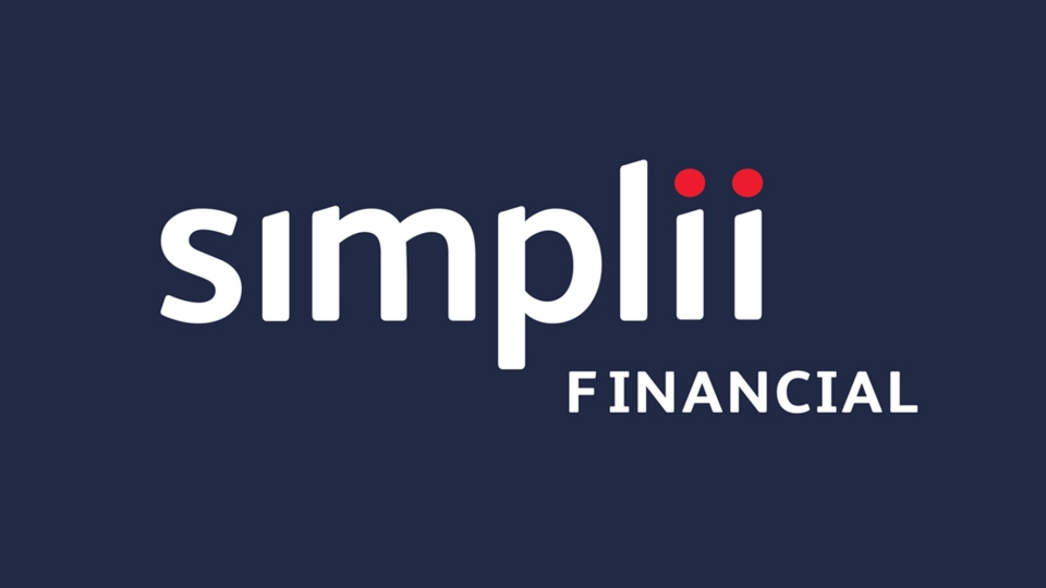 Simplii Financial logo is seen in this undated handout photo. (THE CANADIAN PRESS)