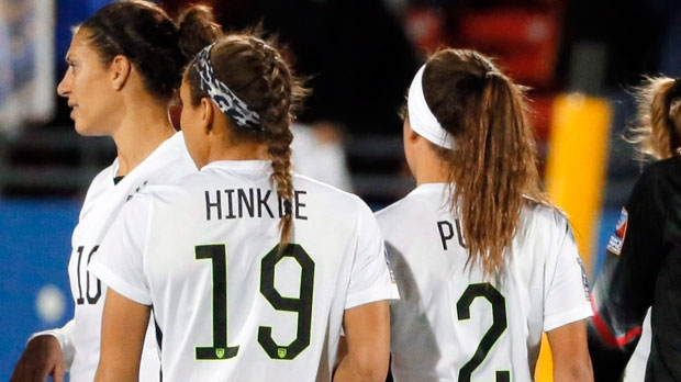 Soccer player hears boos over her past LGBTQ protest