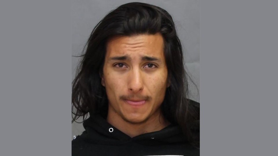Yostin Murillo, 22, is pictured. (Handout /Toronto Police)