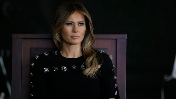 Media Suggests 'Missing Melania' a Result of Trump's 'DOMESTIC ABUSE'
