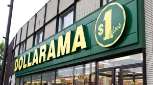 A Dollarama store is seen Tuesday, June 11, 2013 in Montreal. The lack of women on corporate boards has become a source of tension among shareholders at the annual meetings this week of two big-name companies. The CEO of Dollarama was confronted with the issue head-on Wednesday, when a shareholder urged him to increase the number of women on the retailer's 10-member board of directors. THE CANADIAN PRESS/Paul Chiasson