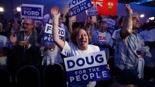 Ontario PC election win