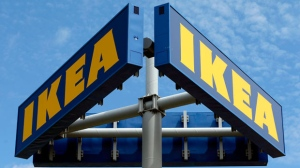 This June 3, 2015, file photo shows an Ikea store in Miami. (AP Photo/Alan Diaz, File)