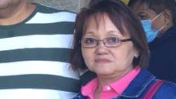 Isabel Soria, 50, is seen in this undated photo provided by family members to CTV News Toronto.