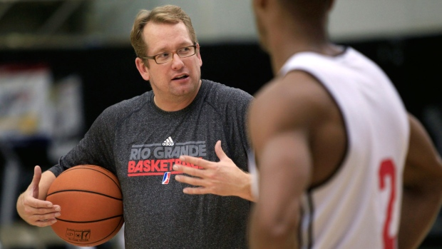 Raptors assistant Nurse promoted to head coach