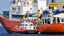 migrants, Italy, Spain,
