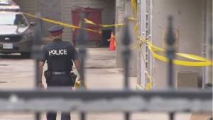 Richmond Street murder