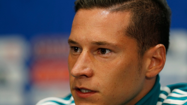 Federation Internationale de Football Association  looking into Mexico supporter anti-gay chants during Germany match
