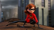 "This image released by Disney Pixar shows the character Helen/Elastigirl, voiced by Holly Hunter in ""Incredibles 2."" (Disney/Pixar via AP)"