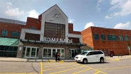 The exterior of Promenade Mall in Thornhill is seen. (Google Maps)