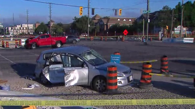 Woman killed, 2 others injured after Woodbridge crash | CP24 com