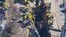 Oshawa industrial accident