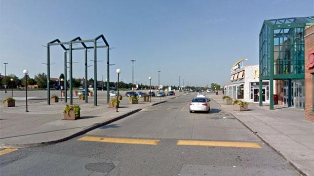 malvern town centre