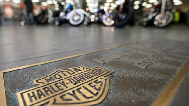 Trump rails against Harley Davidson's decision to flee U.S. despite his backing