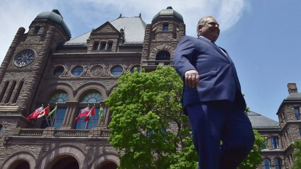 Canada's Ontario government scraps cap-and