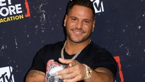 "In this Thursday, March 29, 2018 file photo, Ronnie Ortiz-Magro arrives at the LA Premiere of ""Jersey Shore Family Vacation"" in Los Angeles. (Photo by Willy Sanjuan/Invision/AP, File)"