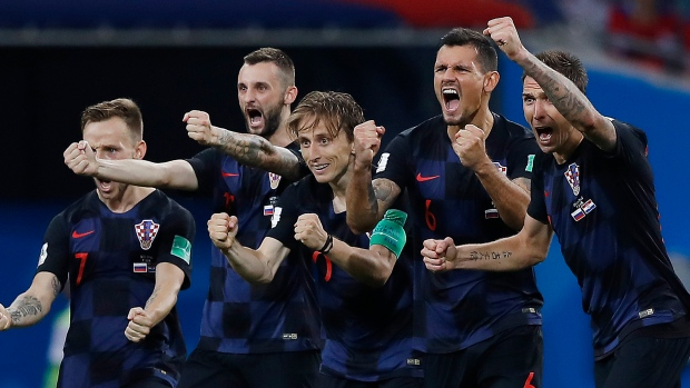 England pledge to attack Croatia in World Cup semi-final
