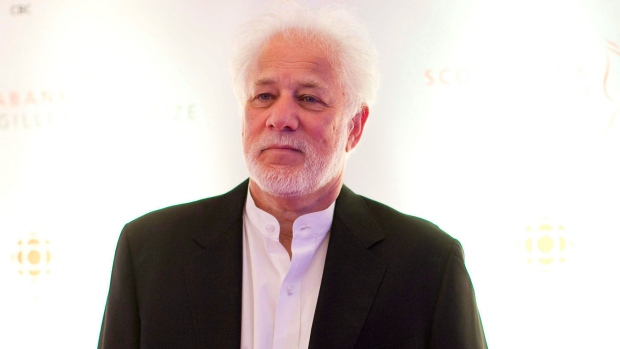 Ondaatje's 'The English Patient' awarded prestigious Man Booker Prize