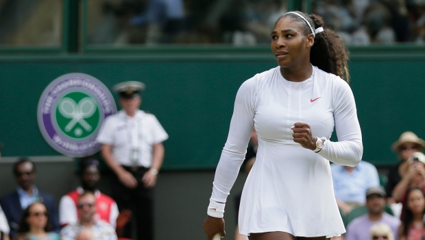 Serena Williams Claims