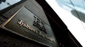 The flagship Hudson's Bay Company store is pictured in Toronto on January 27, 2014. THE CANADIAN PRESS/Nathan Denette