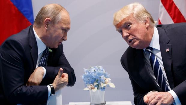 Trump, Putin,