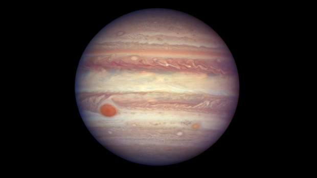 'Oddball' among 12 new moons discovered around Jupiter