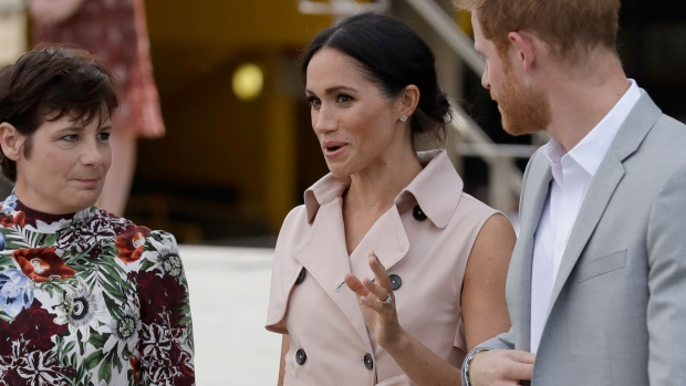 Meghan Markle's sister says she'll hold her Responsible if their Father Dies