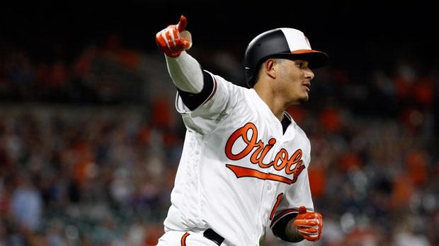 e5241b1a9e2 Dodgers land All-Star Machado from Orioles  AP source