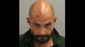 Victor Armenta Paramo, 40, is shown in a handout image from Toronto police.