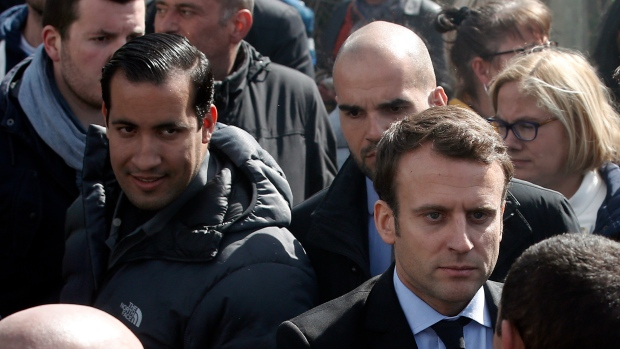 French Interior Minister To Face Questioning Over Macron's Bodyguard