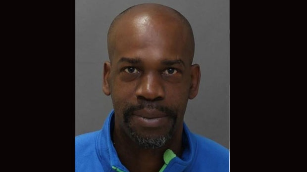"Kerry Romain, 47, is seen in this photo released by Toronto police. Romain was killed in what police are describing as an ""unprovoked attack"" in South Riverdale early Saturday morning. (Toronto Police Service handout)"