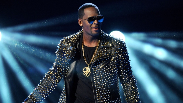 R Kelly releases song, reveals abuse