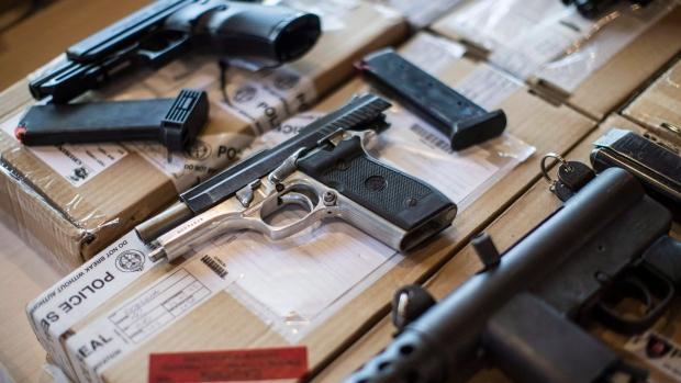 guns, Toronto