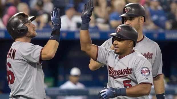 Morrison, Kepler lead Twins past Blue Jays