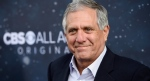 In this Sept. 19, 2017 file photo, Les Moonves, chairman and CEO of CBS Corporation, poses in Los Angeles. (Chris Pizzello/Invision/AP)