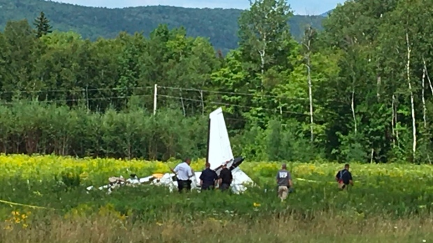 Ontario family identified as victims of plane crash in Greenville