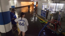 Rogers, Centre, flooding,