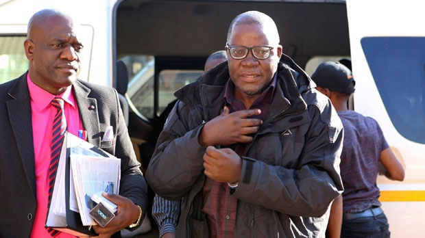 Senior Zimbabwe opposition figure Tendai Biti arrested at border