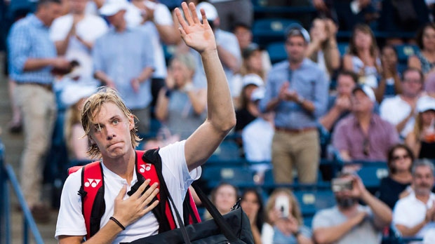 Denis Shapovalov,