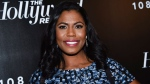Television personality Omarosa Manigault attends The Hollywood Reporter's annual 35 Most Powerful People in Media event at The Pool on Thursday, April 12, 2018, in New York. (Photo by Evan Agostini/Invision/AP)