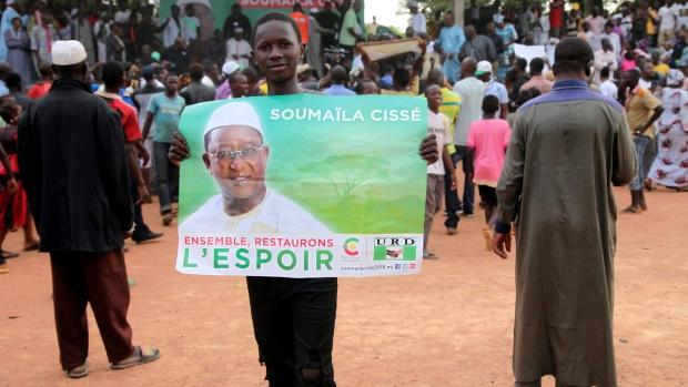 Mali election