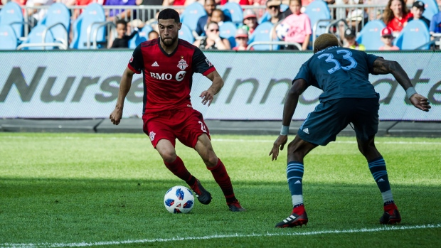 Toronto FC falls 3-2 to New York City FC, snaps 6-game ...