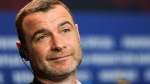 "In this Feb. 15, 2018, file photo, Liev Schreiber attends a news conference for the movie ""Isle of Dogs"" in Berlin, Germany. (AP Photo/Markus Schreiber, File)"