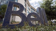 Bell Canada head office is seen on Nun's Island, Wednesday, August 5, 2015, in Montreal. THE CANADIAN PRESS/Ryan Remiorz