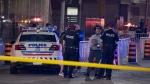 One man is dead following a shooting in Corktown overnight. (John Hanley/ CP24)