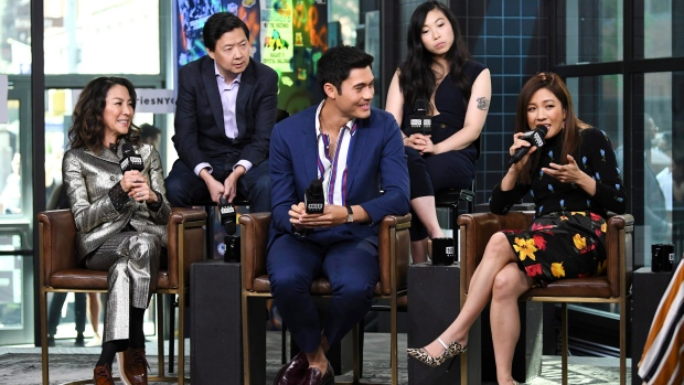 Crazy Rich Asians Sequel China Rich Girlfriend Set at Warner Bros