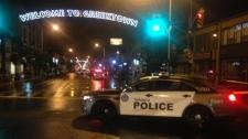 Greektown, shooting