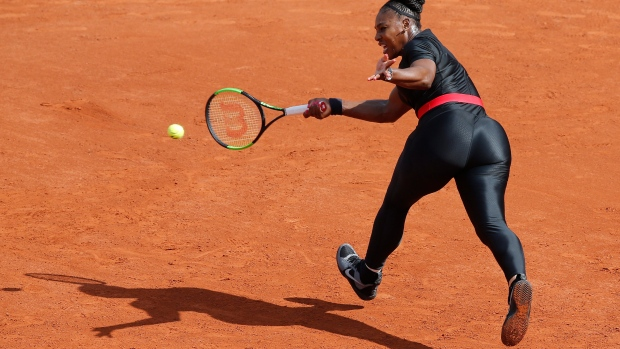 French Open bans Serena Williams' 'Black Panther' catsuit