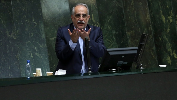 Iran economy minister impeached