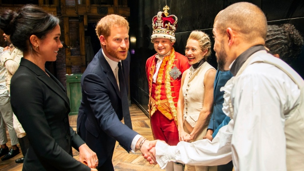 Exhibition offers fans chance to view Harry and Meghan's wedding outfits